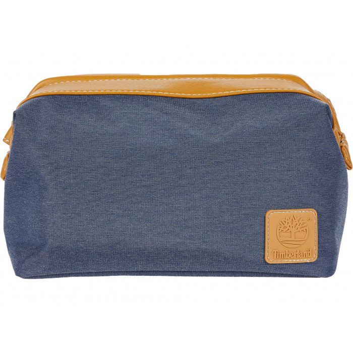 Timberland Top Frame Chambray Travel Kit