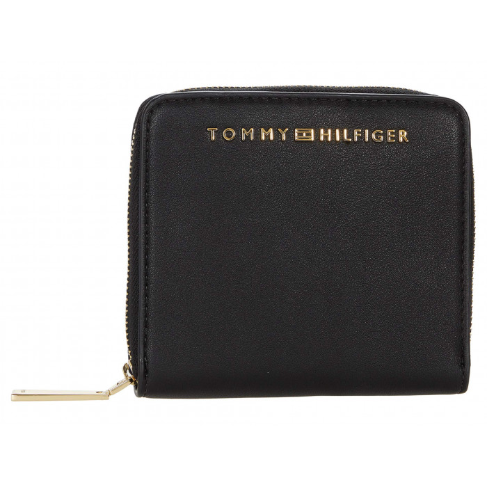 Tommy Hilfiger French Wallet - Smooth Grain PVC