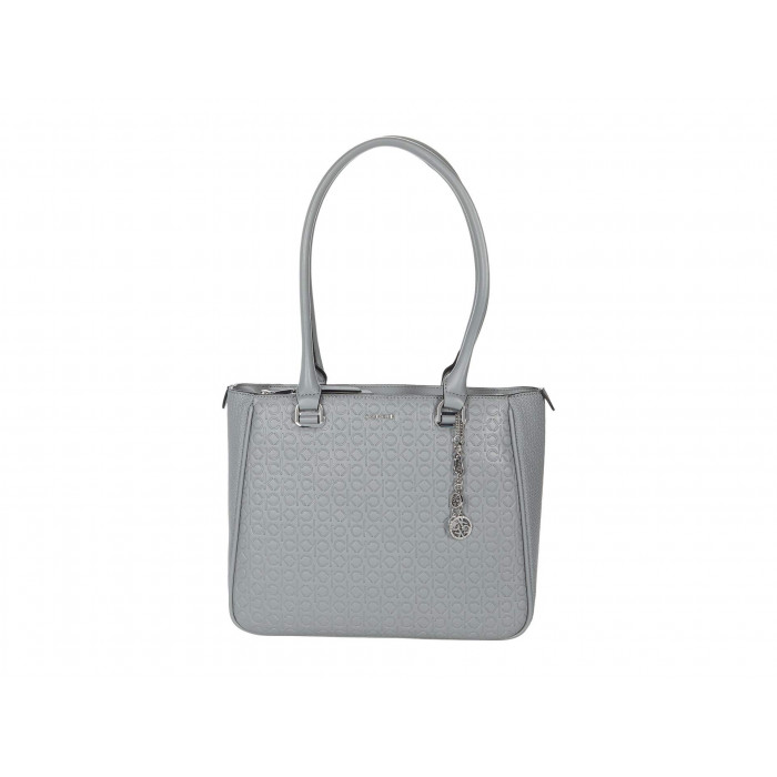 Calvin Klein Marybelle Northu002FSouth Top Zip Tote