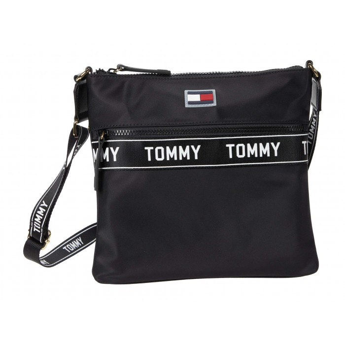Tommy Hilfiger Allie Crossbody - Taping Smooth Nylon