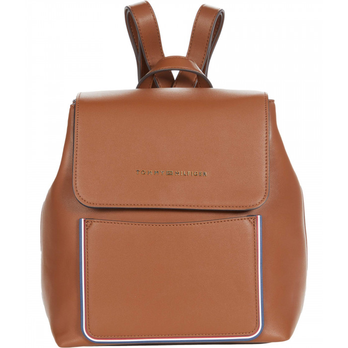Tommy Hilfiger Liliana Flap Backpack - Smooth Grain
