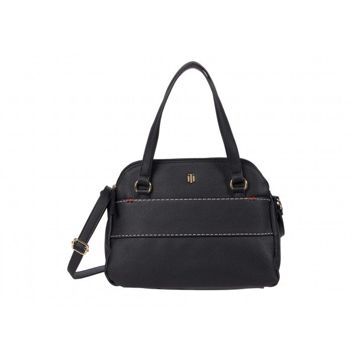 Tommy Hilfiger Blair II - Pebble PVC Satchel
