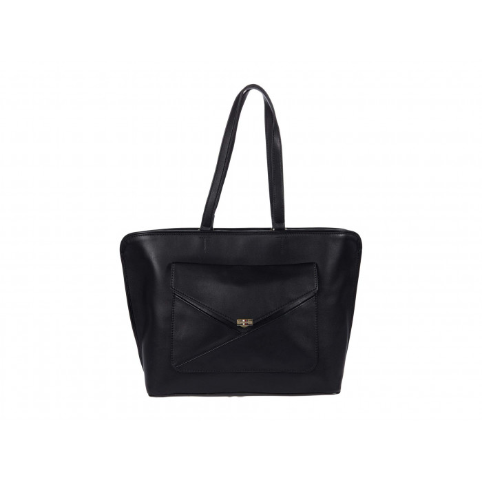 Tommy Hilfiger Tessa Tote - Smooth Grain PVC