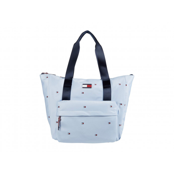 Tommy Hilfiger Allie Tote - Print Smooth Nylon