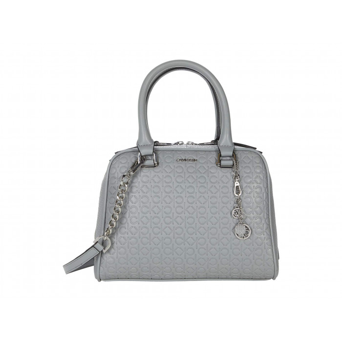 Calvin Klein Marybelle Dome Zip Around Satchel