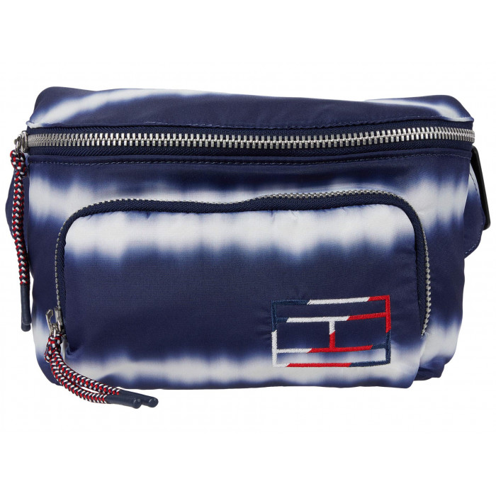 Tommy Hilfiger Alaina Belt Bag - Tie-Dye Nylon