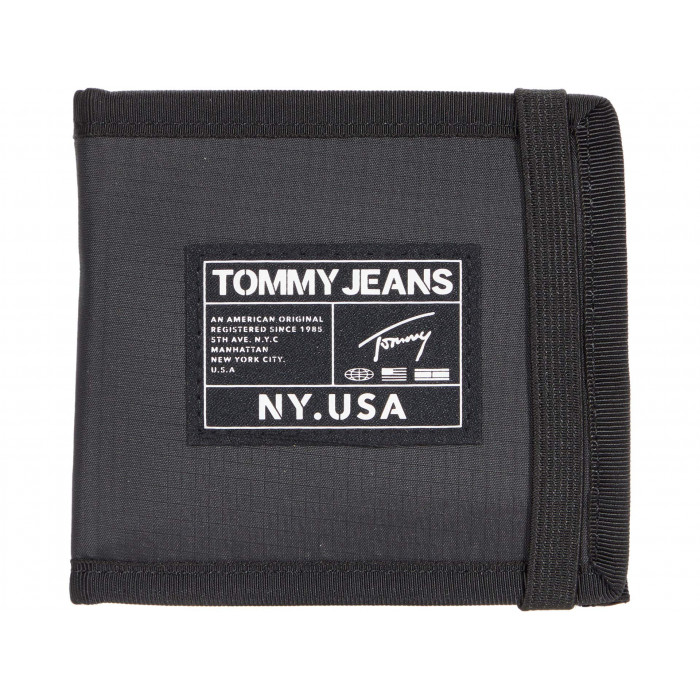 Tommy Hilfiger Tommy Jeans Mens Urban Tech Credit Card & Coin Pack Nylon
