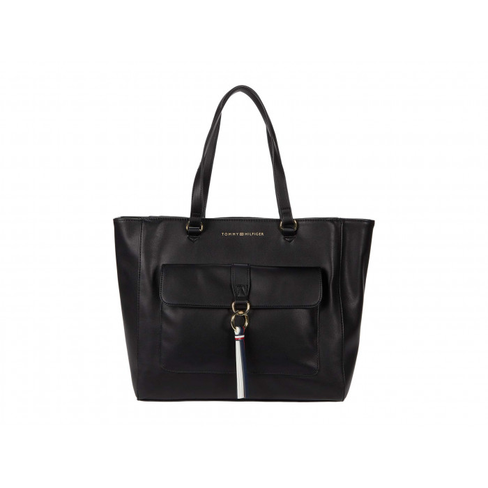 Tommy Hilfiger EVA Tote Smooth Grain