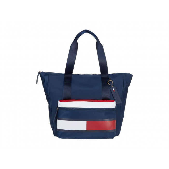 Tommy Hilfiger Allie Tote - Smooth Nylon