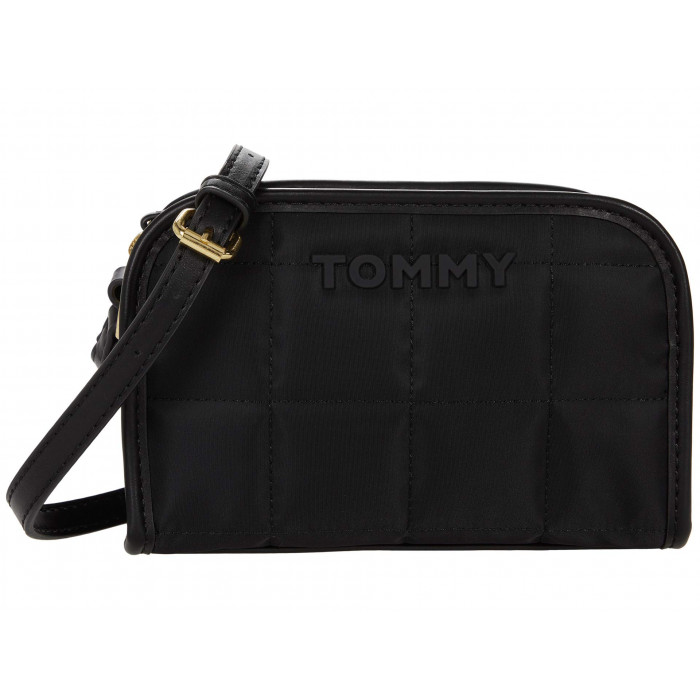 Tommy Hilfiger Robin Crossbody Quilted Nylon