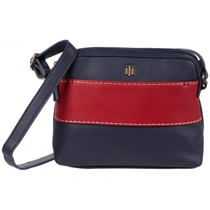 Tommy Hilfiger Blair II- Pebbled PVC Crossbody